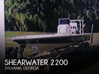 Used Boats: Shearwater X2200 for sale