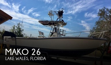 Used Boats: Mako 261 for sale