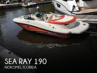 Used Boats: Sea Ray 185 Sport for sale