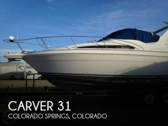 Used Boats: Carver 310 Mid-Cabin Express for sale