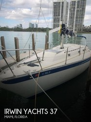 Used Boats: Irwin Yachts 37-1 for sale