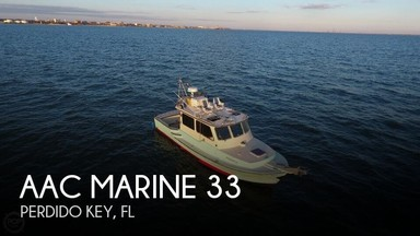 Used Boats: AAC Marine 33 for sale