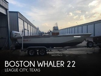 Used Boats: Boston Whaler 22 Outrage for sale