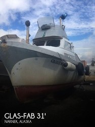 Used Boats: Glas-Fab Custom Gillnetter for sale