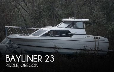 Used Boats: Bayliner 2452 Ciera for sale