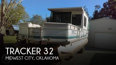 Used Boats: Sun Tracker Party Cruiser 32 for sale