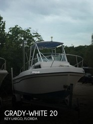Used Boats: Grady-White Overnighter 20 for sale