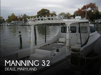 Used Boats: Manning 32 for sale