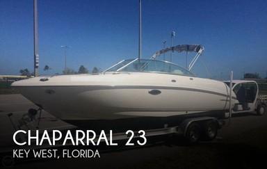 Used Boats: Chaparral 230 ssi for sale