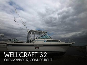 Used Boats: Wellcraft 32 for sale