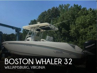 Used Boats: Boston Whaler 320 OutRage for sale