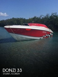 Used Boats: Donzi 33ZX for sale