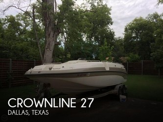 Used Boats: Crownline 238 for sale