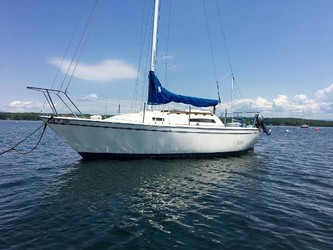Used Boats: Pearson 25 for sale