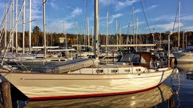 Used Boats: Morgan 383 for sale
