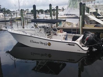Used Boats: Mako 284 CC for sale