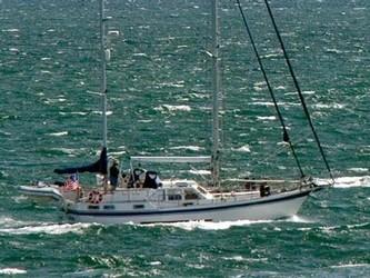 Used Boats: Nauticat 40 for sale