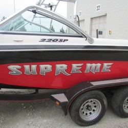 Used Boats: Supreme SP220 for sale