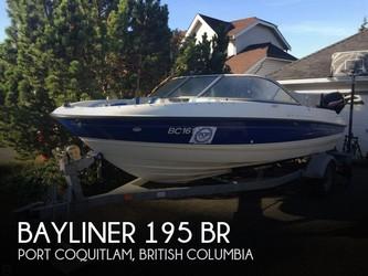 Used Boats: Bayliner 195 BR for sale