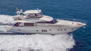 Used Boats: Viking Princess 75 MY for sale