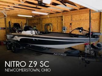 Used Boats: Nitro Z9 SC for sale
