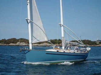 Used Boats: Nonsuch 40 Nereus for sale