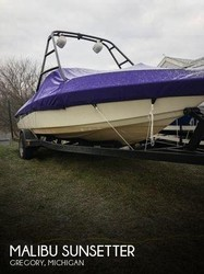 Used Boats: Malibu Sunsetter for sale
