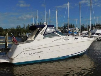 Used Boats: Monterey 302 Cruiser for sale