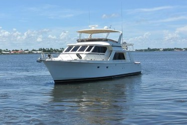 Used Boats: Offshore Yachts 54 Pilot House for sale