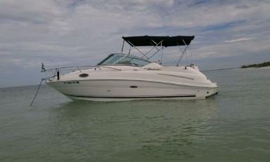 Used Boats: Sea Ray Sundancer for sale