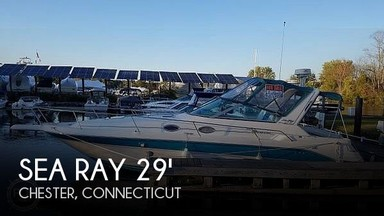 Used Boats: Sea Ray Sundancer 290 for sale
