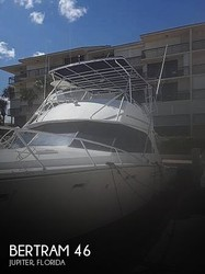 Used Boats: Bertram 46 Sport Fish for sale