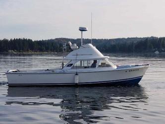 Used Boats: Bertram Flybridge for sale