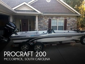 Used Boats: ProCraft 205 PRO for sale