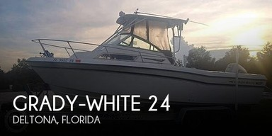 Used Boats: Grady-White 24 Explorer for sale