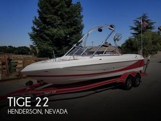 Used Boats: Tige 22V for sale