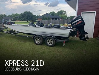Used Boats: Xpress 21D for sale