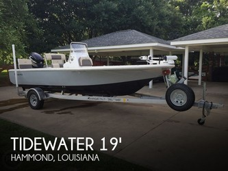 Used Boats: Tidewater 1910 Baymax for sale