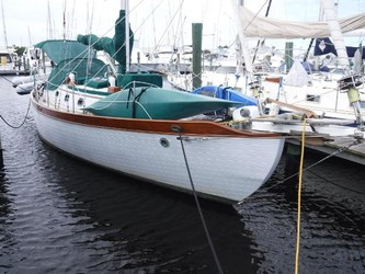 Used Boats: Baba Cutter Flying Dutchman for sale