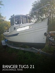 Used Boats: Ranger Tugs R21 for sale