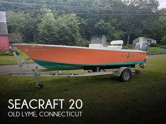 Used Boats: SeaCraft 20 for sale