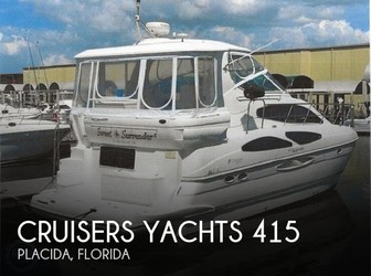 Used Boats: Cruisers Yachts 415 Motor Yacht for sale