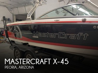 Used Boats: Mastercraft X-45 for sale