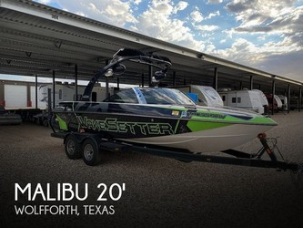 Used Boats: Malibu Wakesetter VTX for sale
