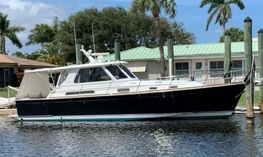 Used Boats: Sabre 42 Hardtop Express for sale