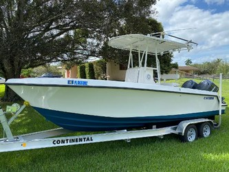 Used Boats: Contender 23 Open for sale