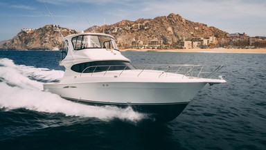 Used Boats: Silverton Convertible for sale