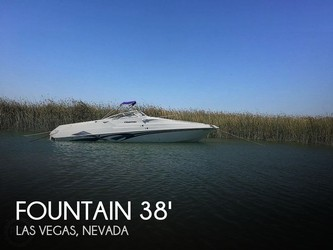 Used Boats: Fountain 38 Sport Cruiser for sale
