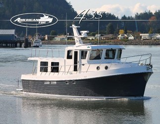 Used Boats: American Tug 435 for sale