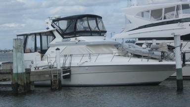 Used Boats: Sea Ray 440 Aft Cabin for sale